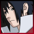 Naruto: Sasuke Uchiha xat icon 14 by SeanMercier