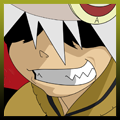 Soul Eater: Soul Evans xat icon 2 by SeanMercier