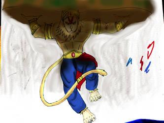 Hanuman by Blaze283
