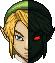 The Legend of Zelda: Link/Dark Link by DarkklawZ