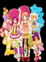 Rainbowish Colorful by raitokura