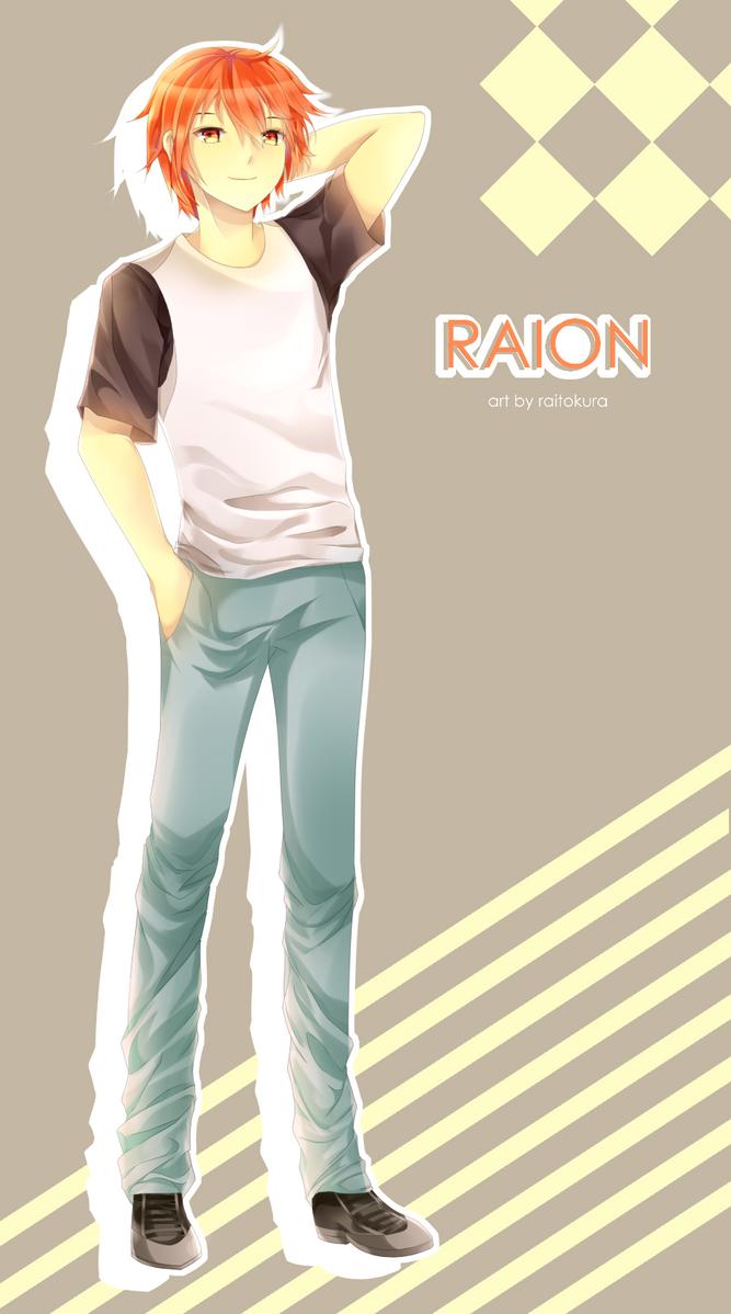 AT : Raion by raitokura