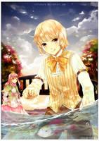 CE: Fishing? by raitokura