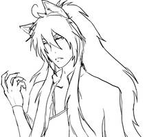RQ: Wolfy Gaku by beansbigtop
