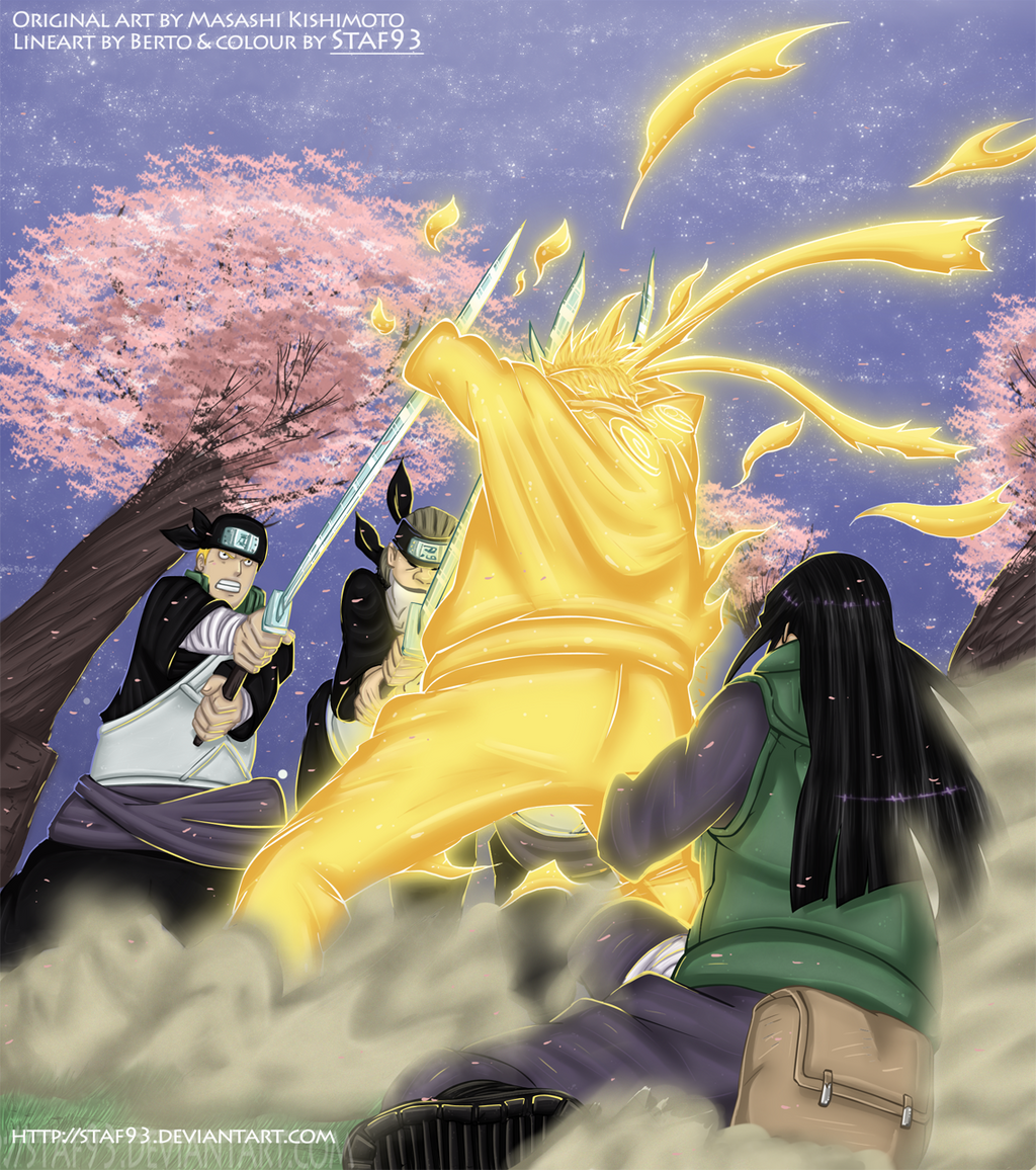 Latest Naruto Shippuden episode's Naruhina moment - Page 3 Naruto___sorry_for_the_late____by_staf93-d4cio82