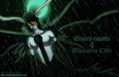 Quatro Espada - Ulquiorra Cifer by staf93