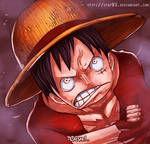 One Piece 685 - Angry Luffy