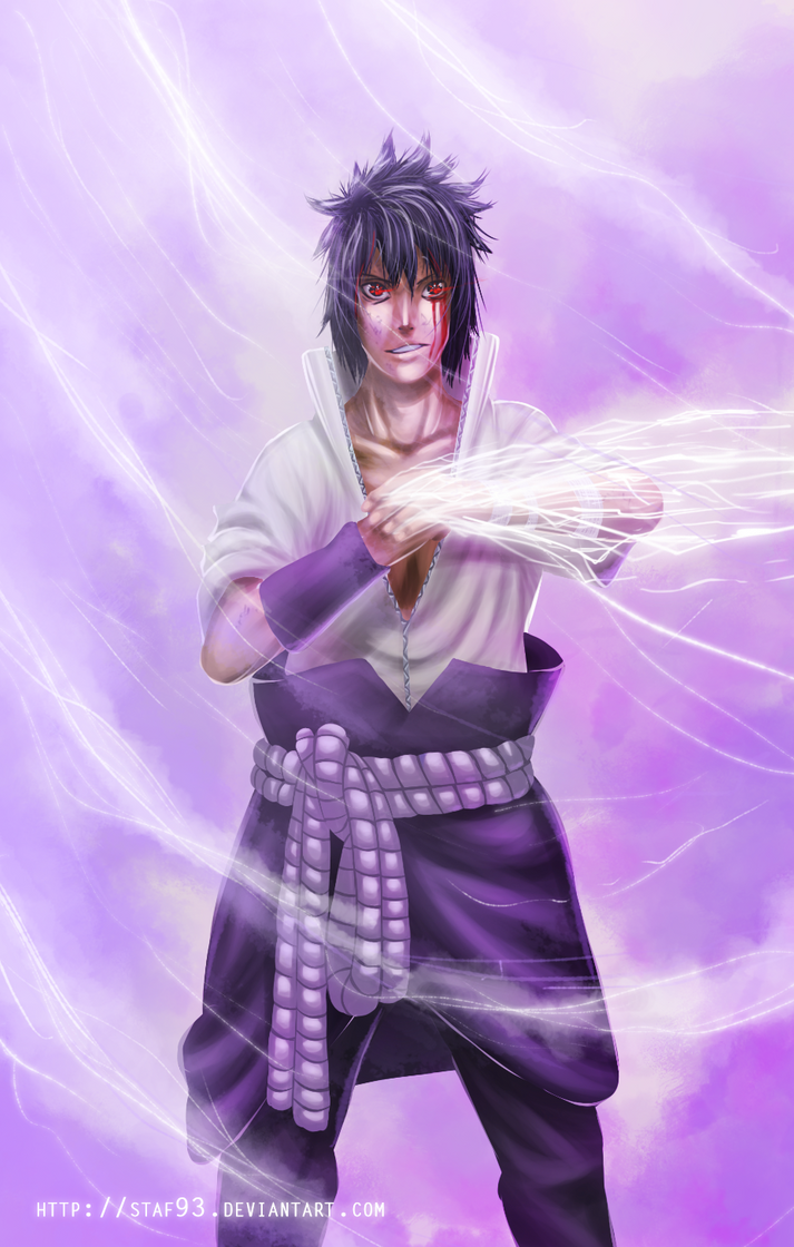 Sasuke - I'll kill you by staf93