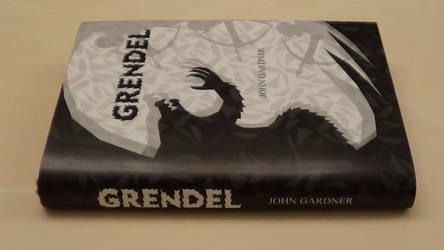 Grendel Cover Redesign 2 by MozerSmozer