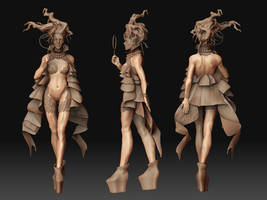 Dryad by Lepidact