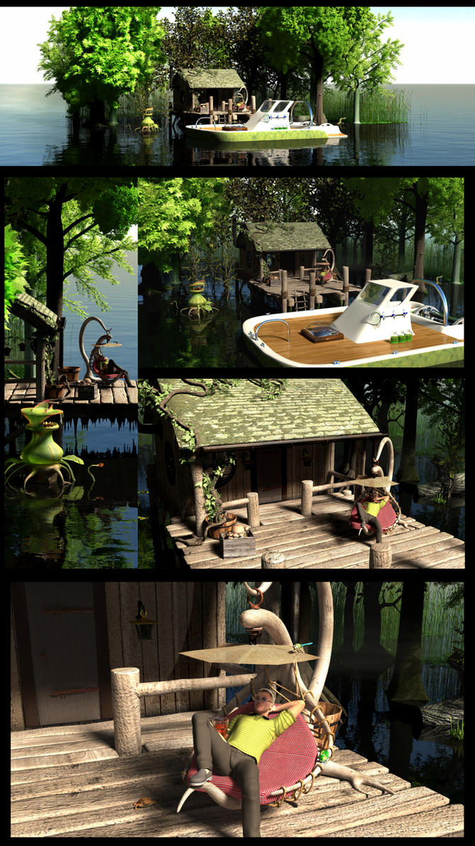 SwampHQ by Oskar-A