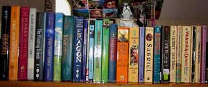 Valentine Deviation #7 My Favorite Fantasy Books