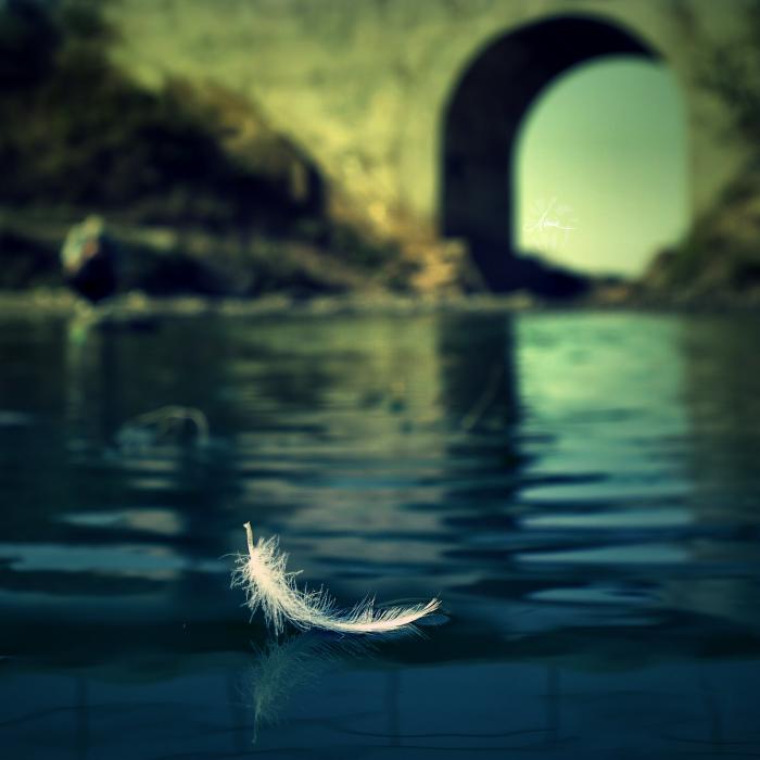 Lone sailor by DianaCretu