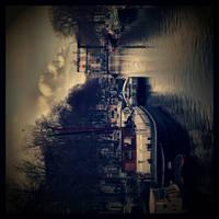 Along the canal by DianaCretu