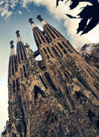 Sagrada Familia II by DianaCretu