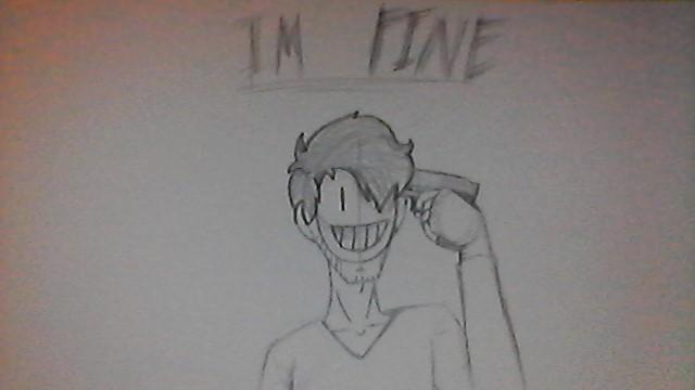 I'M F.I.N.E by JadeclawDehUmbreon