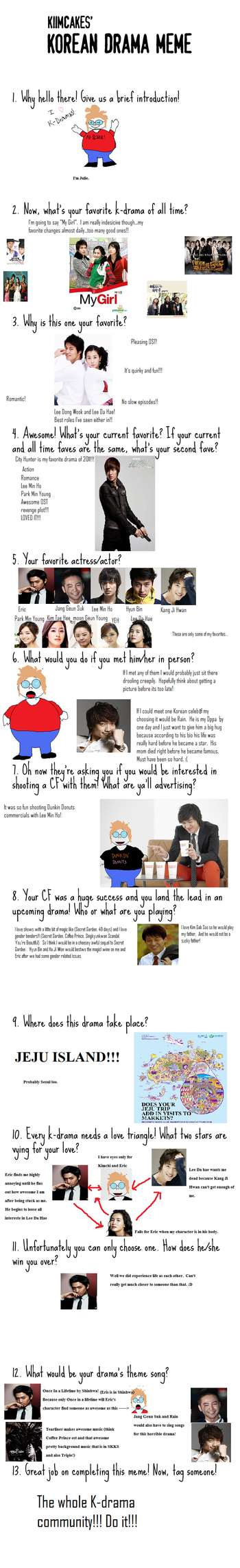 Korean Drama meme by Chilli74 on DeviantArt