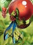 DragonFly by joanna-tsui