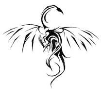 dragon tattoo again... by joanna-tsui