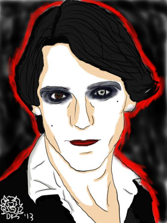 Jeremy Manson by DoubleKatanaSayuri