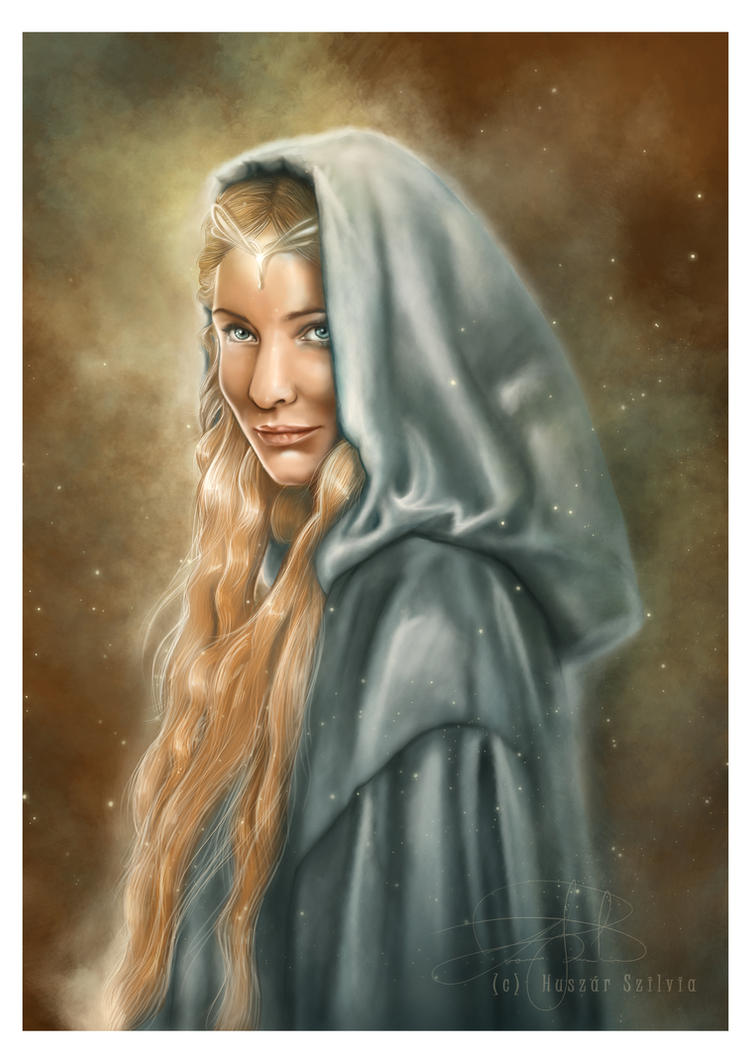 Galadriel by szilviahart