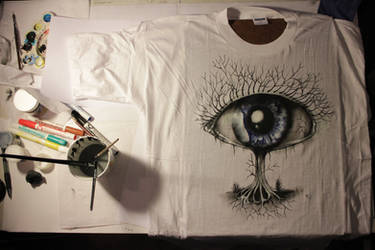 tree-shirt by byfredo