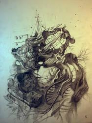 The Kiss II by byfredo