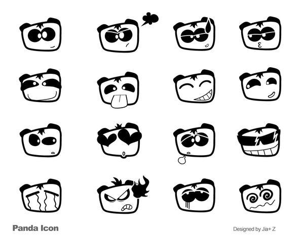 Imagenes Pandas Animados