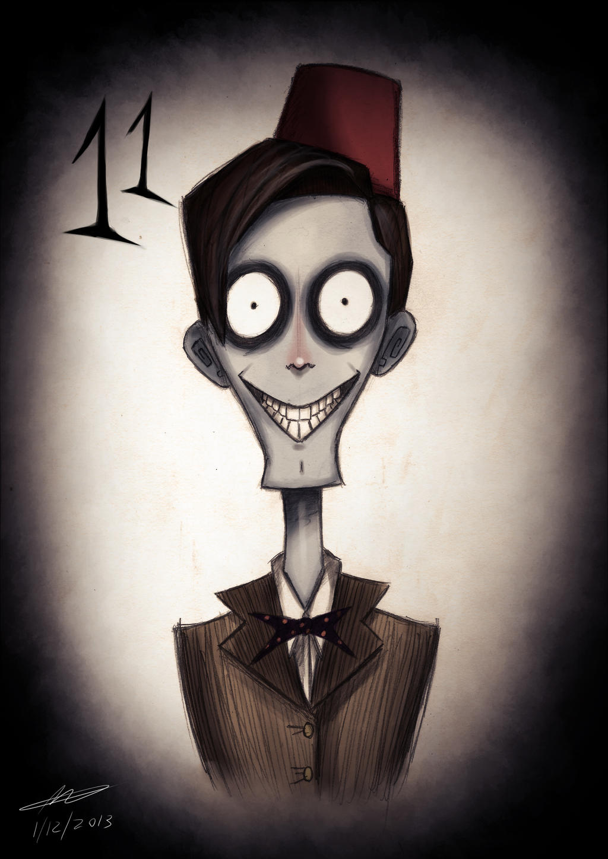 Doctor Burton 11 by MichaelthePure