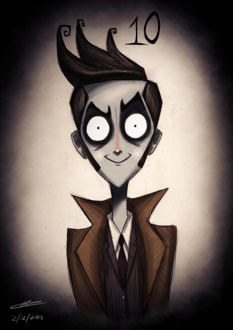 Doctor Burton 10 by MichaelthePure