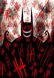 The Bat by Kenilem