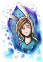 Never Meant to Be - Fionna by Kenilem