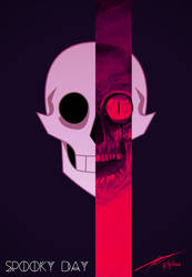 Spooky Day by Kenilem