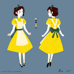 Alice Character Concept