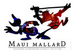 Maui Mallard poster