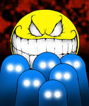 Evil Pac-Man