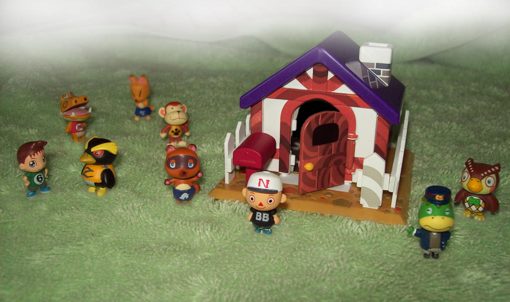 Animal Crossing House by *kilroyart on deviantART