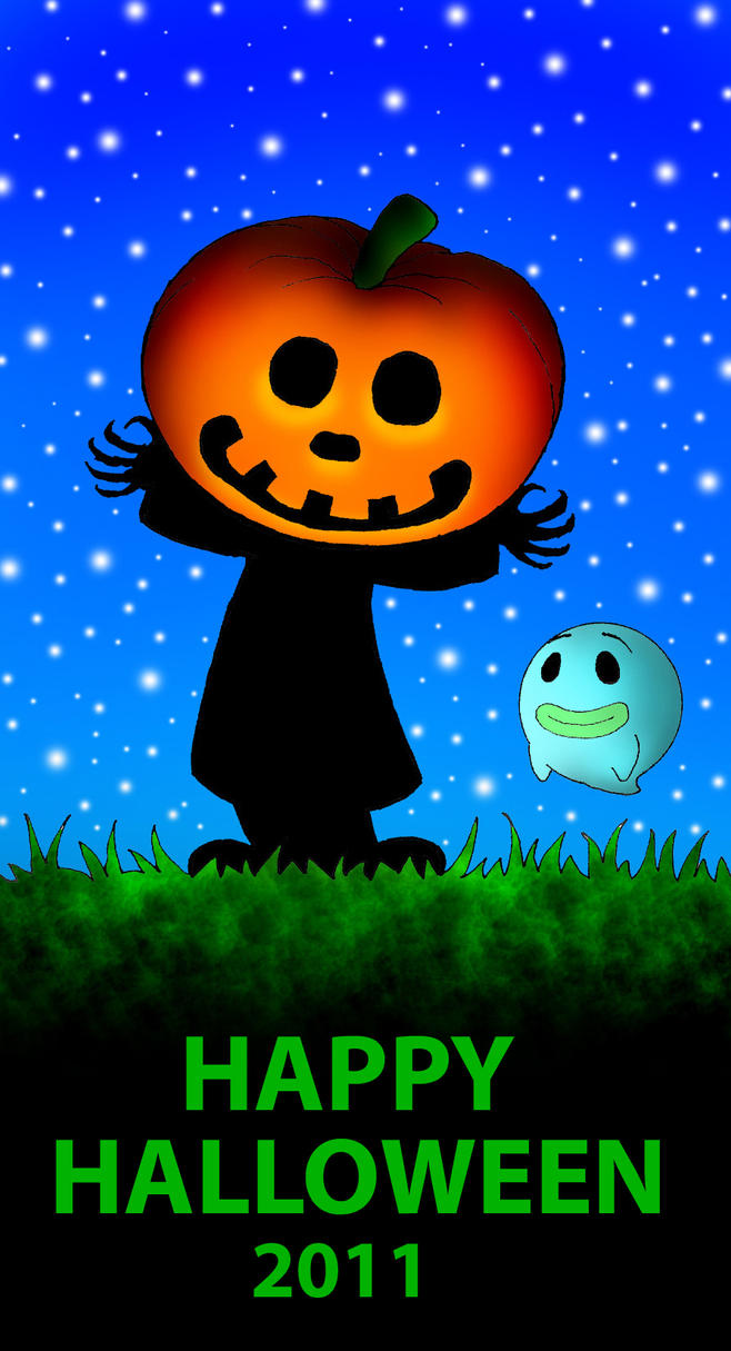 Animal Crossing Halloween 2011 by kilroyart on DeviantArt