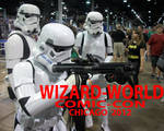 Chicago Wizard-World Comic Con 2012