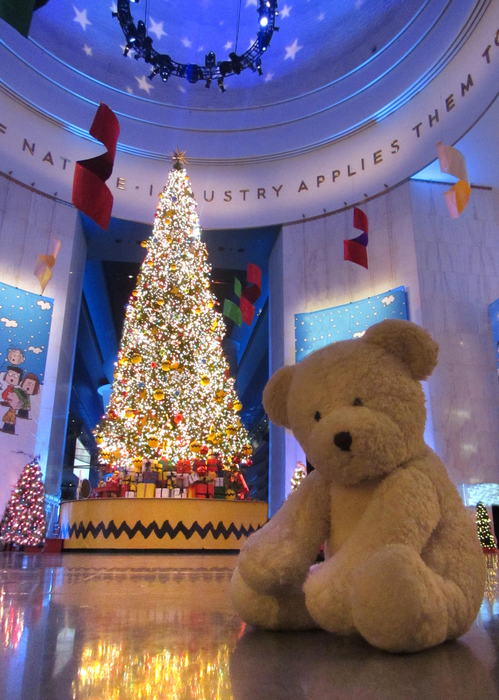 Lonely Bear Christmas 2012 by kilroyart on DeviantArt