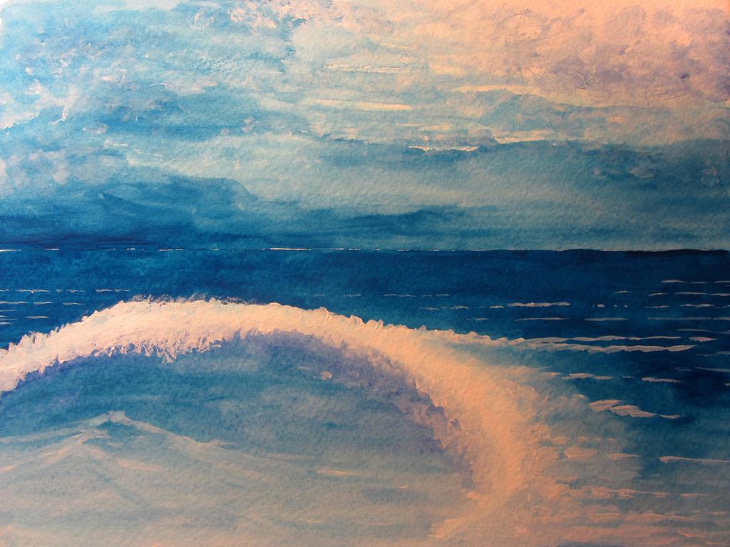 the Ocean by kilroyart