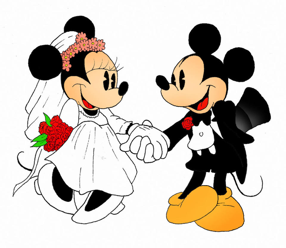 mickey mouse with minnie - photo #40