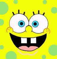 SpongeBob by kilroyart