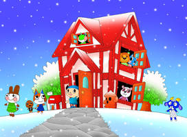 Animal Crossing 15 by kilroyart