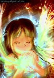 Angels of memories by Berkey