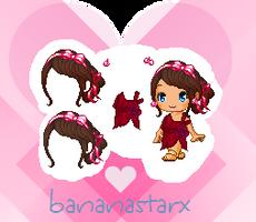 Valentine's Day ~ by BananaStarx