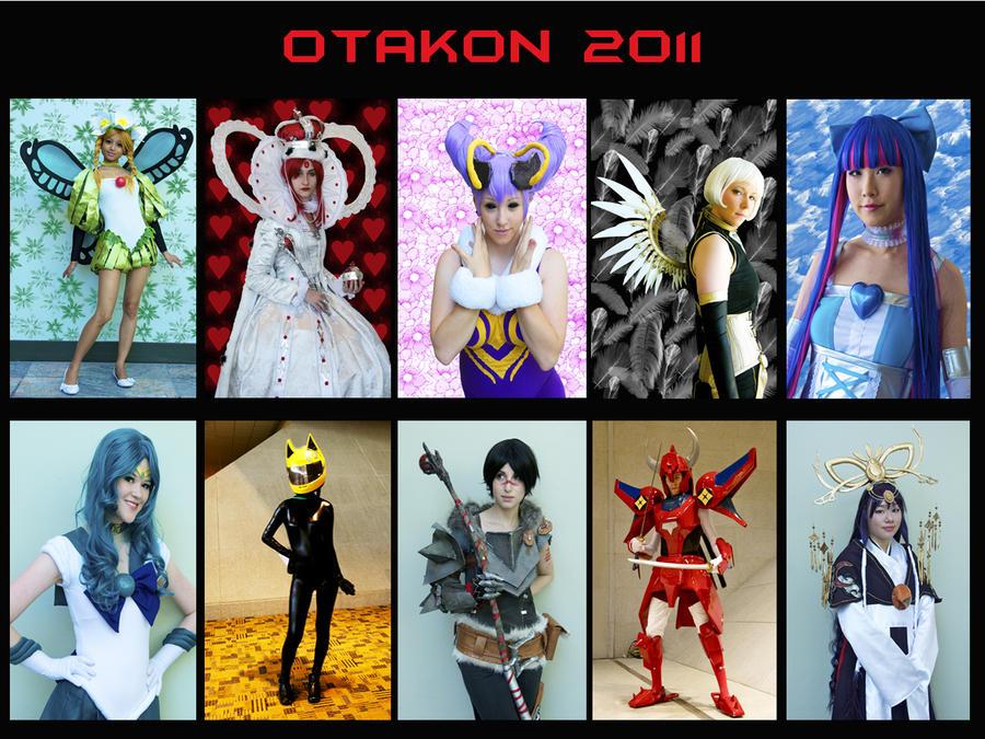 OTAKON 2011 page 1 by soulstealer30