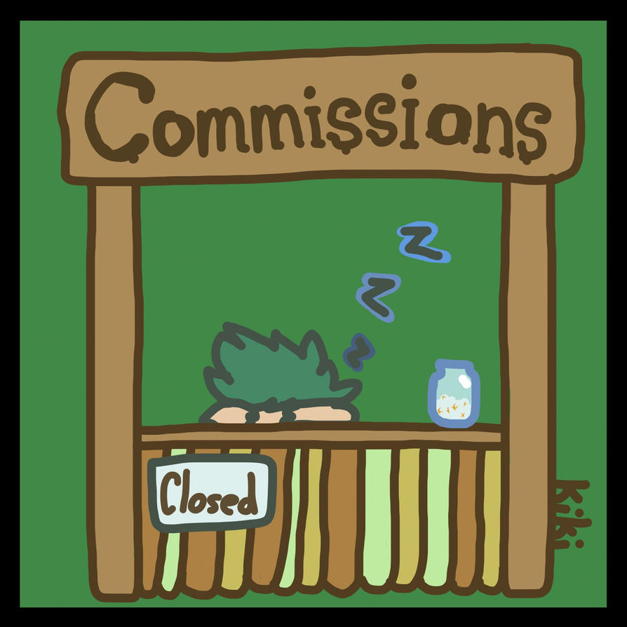 |:Commissions:|CLOSED by kiki-drawer26