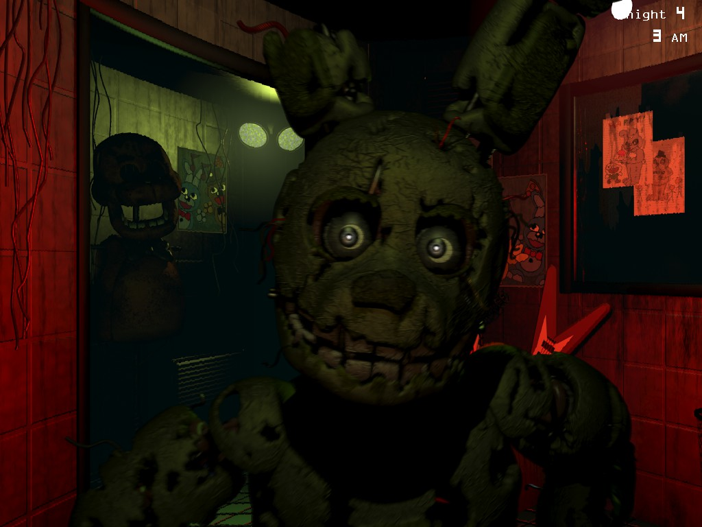 Fnaf 3 it s spring trap ladies and gentlemen by chaotictempleknight