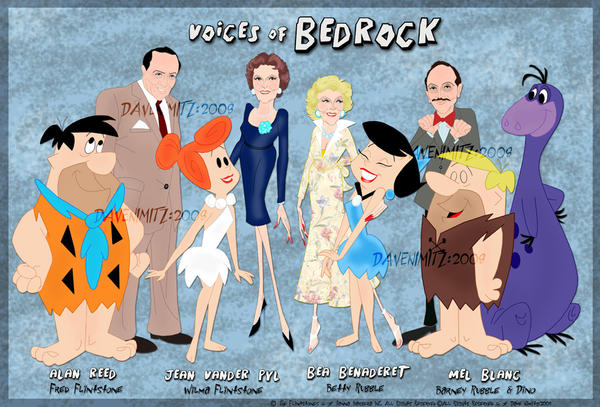 Voices Of BedRock by osmosis430